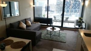 The Emonér in Melbourne's CBD, Apartmány  Melbourne - big - 1