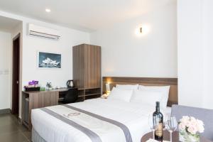 Punt Hotel, Hotels  Hai Phong - big - 9