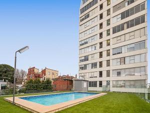 Espresso Apartments - St Kilda penthouse with panoramic Bay and City views, Apartmanok  Melbourne - big - 10