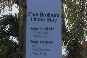 Five Brother's, Ubytování v soukromí  Nusa Lembongan - big - 30