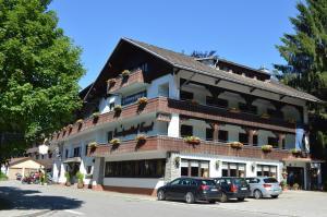 Alemannenhof Hotel Engel - Hänner