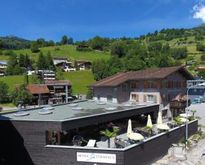 Accommodation in Küblis
