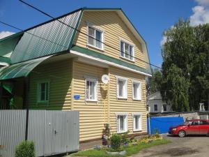 Guest House on Krasnoarmeysky 2 - Goritsy