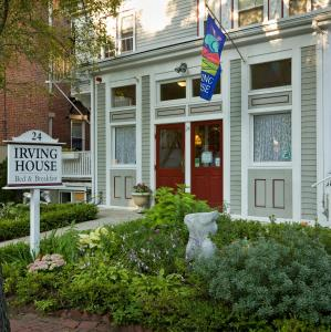 Irving House at Harvard - Accommodation - Cambridge