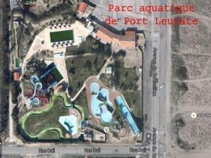 Apartment Ile des pecheurs, Villas  Le Barcarès - big - 19