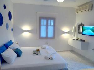 Hostels e Albergues - En Lefko Kythnos