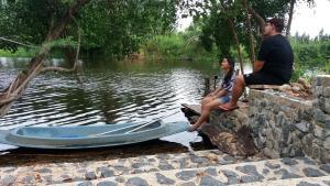 Rai Lung Tui Homestay, Magánszobák  Pracsuap Khirikhan - big - 50