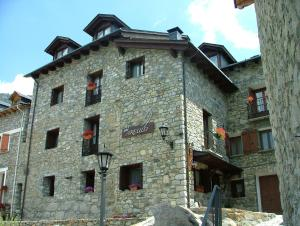 Accommodation in Cerler