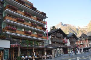 Hotel Central Wolter - Grindelwald, Hotel  Grindelwald - big - 1