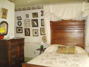 Leith Hall Bed and Breakfast, Panziók  Cape May - big - 5