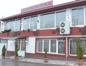 Hotel Bella Donna, Hotels  Kumanovo - big - 40