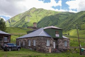 Guest House Qaldea - Ambrolauri