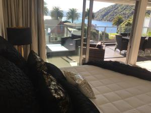 Luxury Seaview Waterfront Apartments, Apartmány  Picton - big - 43