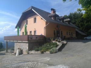 Planinski dom Ušte - Žerenk