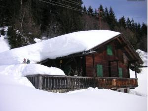 Stabhütte - Weerberg