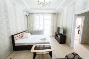 Expo Boulevard Aibek, Апартаменты  Астана - big - 28
