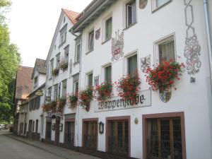 Hotel Wappenstube - Bullau