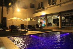 Savannah Resort Hotel, Hotely  Angeles - big - 37