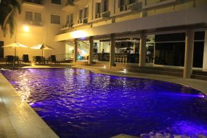 Savannah Resort Hotel, Hotely  Angeles - big - 34