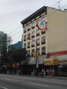 Auberges de jeunesse - HI Vancouver Central