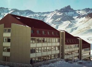 Apartamento Cirrus 920 - Apartment - Las Leñas