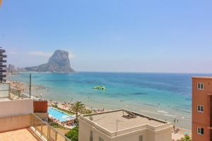 Albamar, Apartments  Calpe - big - 1