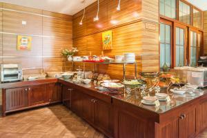Springdale Serviced Residence Guangzhou, Apartmánové hotely  Kanton - big - 57