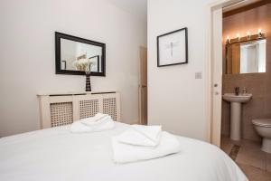 Delightful 2BD Apartment In The Heart Of Pimlico, Apartmány  Londýn - big - 20