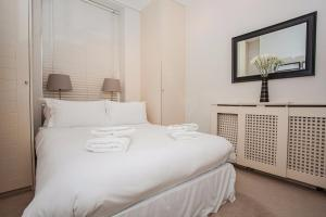 Delightful 2BD Apartment In The Heart Of Pimlico, Apartmány  Londýn - big - 23