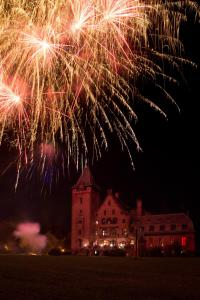 Gästehaus Schloss Saareck, Отели  Метлах - big - 82