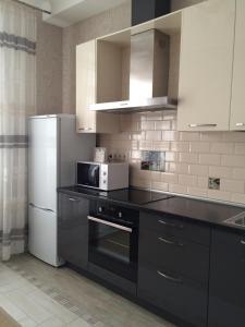 Apartment on 1k2 Spasskaya - Penyagino