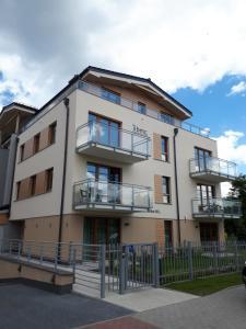 Imperial Apartments - Meridian, Apartmanok  Sopot - big - 4