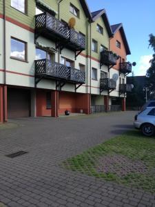 Apartament Masajka
