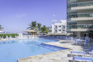 Flats com vista no Recreio, Apartmánové hotely  Rio de Janeiro - big - 58