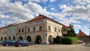 Albergues - Hotel U Broucka