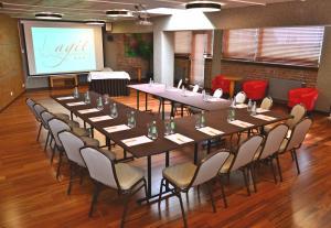 Best Hotel Agit Congress&Spa, Hotely  Lublin - big - 23
