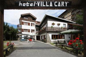 Auberges de jeunesse - Hotel Villa Cary