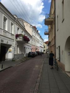 Skapas Street Vilnius