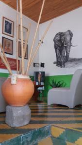 Hostal Madre Tierra, Мини-гостиницы  Хардин - big - 42