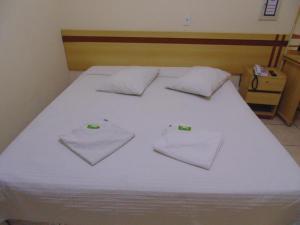 Hotel Makarena, Hotel  Três Corações - big - 24