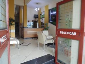 Hotel Makarena, Hotel  Três Corações - big - 20