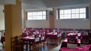 Hotel Makarena, Hotel  Três Corações - big - 19
