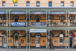 The Federal Boutique Hotel