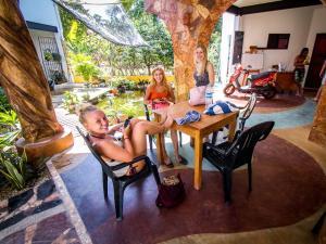 Experiencia Surf Camp, Hostels  Puerto Escondido - big - 24