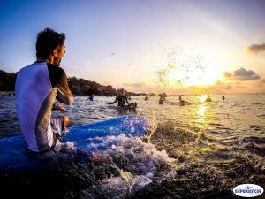 Experiencia Surf Camp, Хостелы  Пуэрто-Эскондидо - big - 42