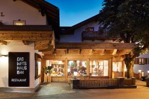 Mountain Boutiquehotel Der Grüne Baum, Hotel  Ehrwald - big - 57