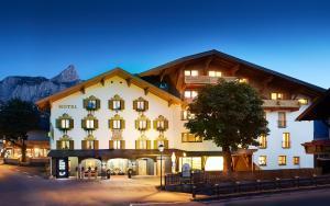 Mountain Boutiquehotel Der Grüne Baum, Hotel  Ehrwald - big - 59