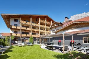Mountain Boutiquehotel Der Grüne Baum, Hotel  Ehrwald - big - 65