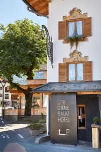 Mountain Boutiquehotel Der Grüne Baum, Hotel  Ehrwald - big - 68