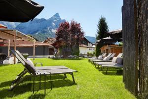 Mountain Boutiquehotel Der Grüne Baum, Hotel  Ehrwald - big - 69